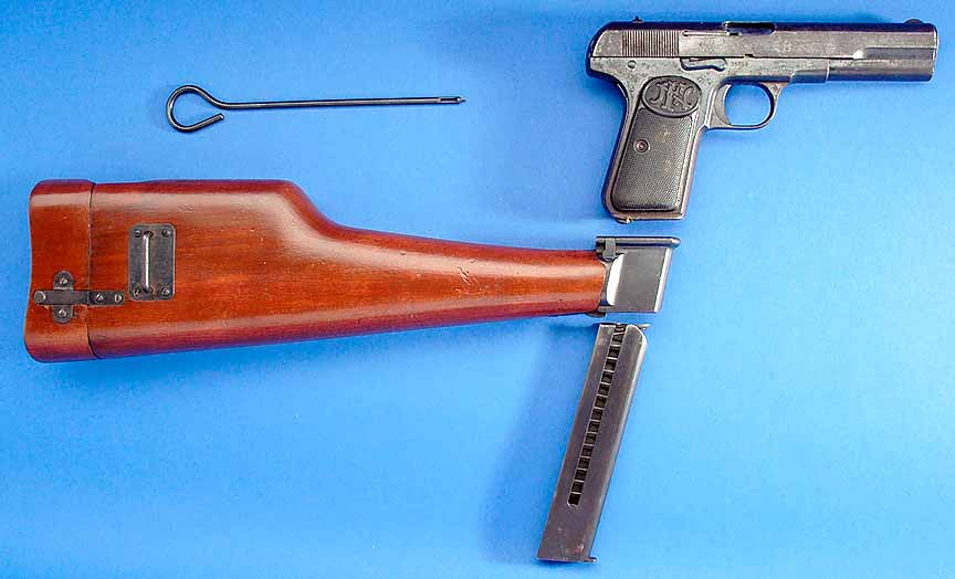 �������� FN Browning M1903 � �������-��������� � ��������� ���������� �������