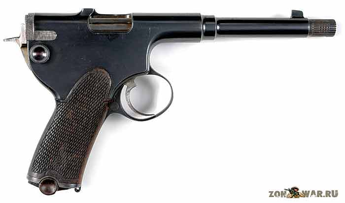 Пистолет Frommer M1906