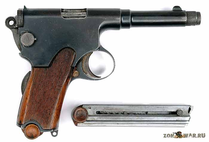 Пистолет Frommer M1910