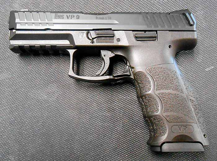 Пистолет Heckler & Koch VP9