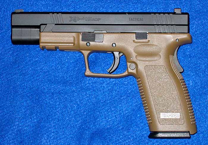 �������� Springfield Armory XD Tactical