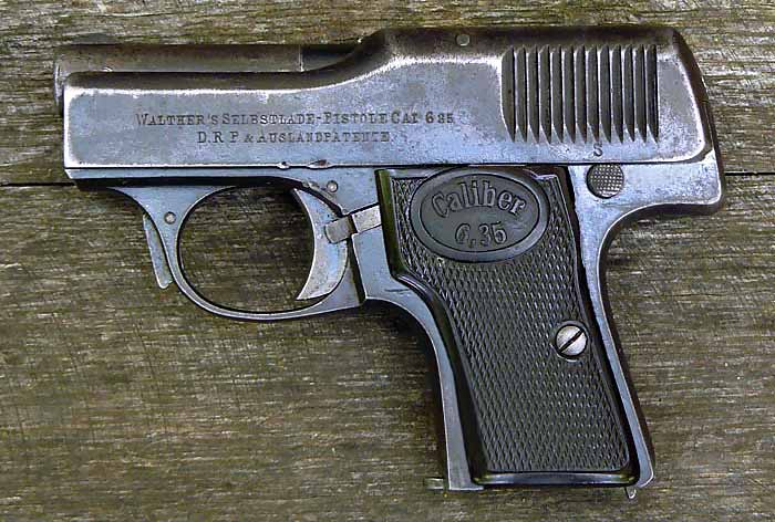 �������� Walther mod. 1, ��� �����