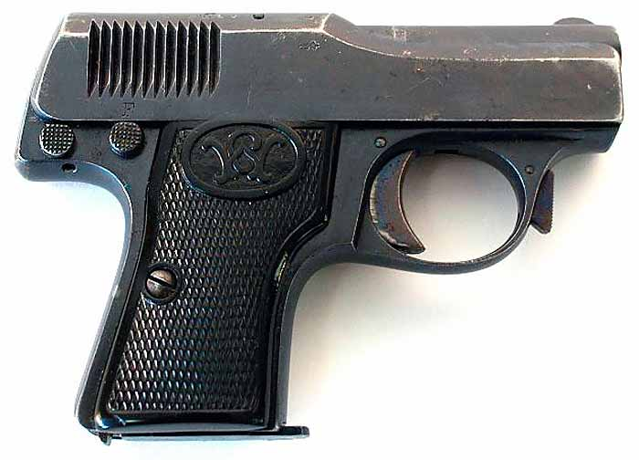 �������� Walther mod. 1, ��� ������