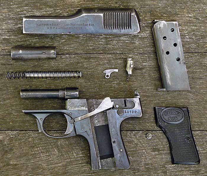 �������� �������� ��������� Walther mod. 1