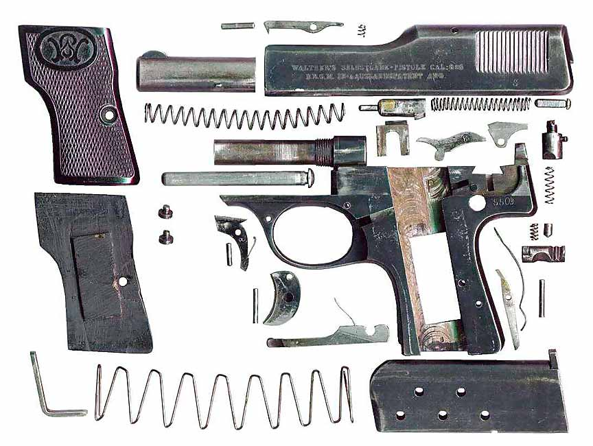 ������ �������� ��������� Walther mod. 1