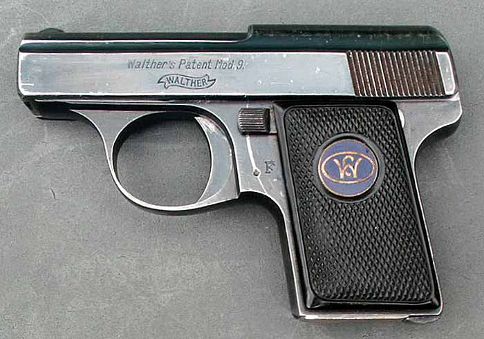 �������� Walther mod. 9, ��� �����