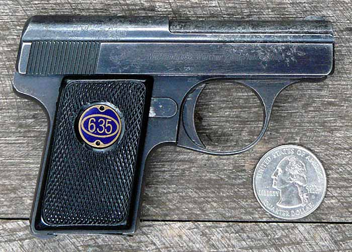 �������� Walther mod. 9, ��� ������