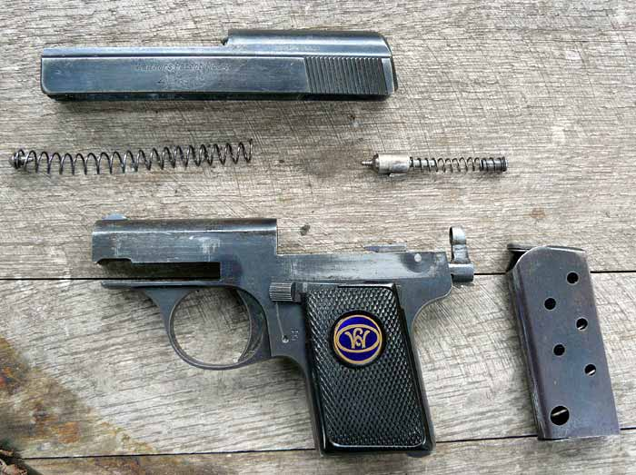 �������� �������� ��������� Walther mod. 9