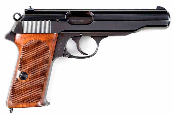 �������� Walther MP ������ ������, ��� ������