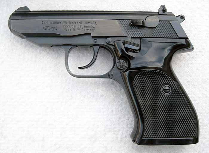�������� Walther PP Super, ��� �����