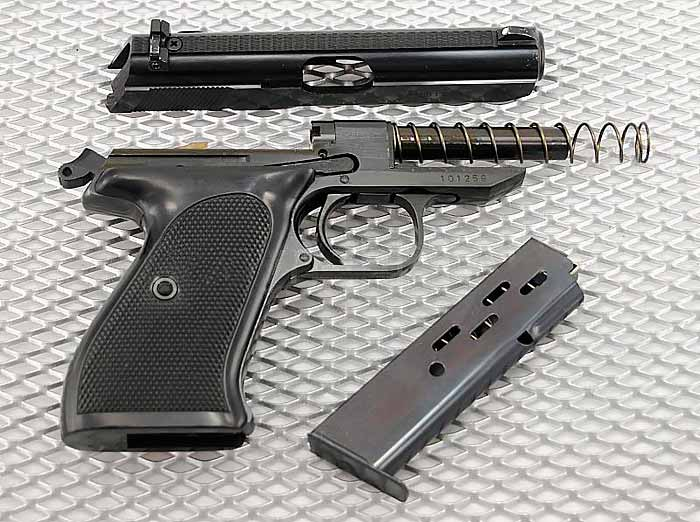 �������� �������� ��������� Walther PP Super