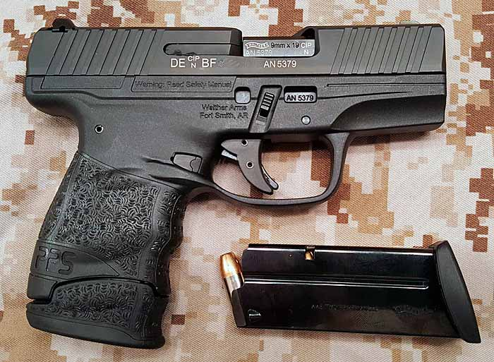 �������� Walther PPS M2, ��� ������