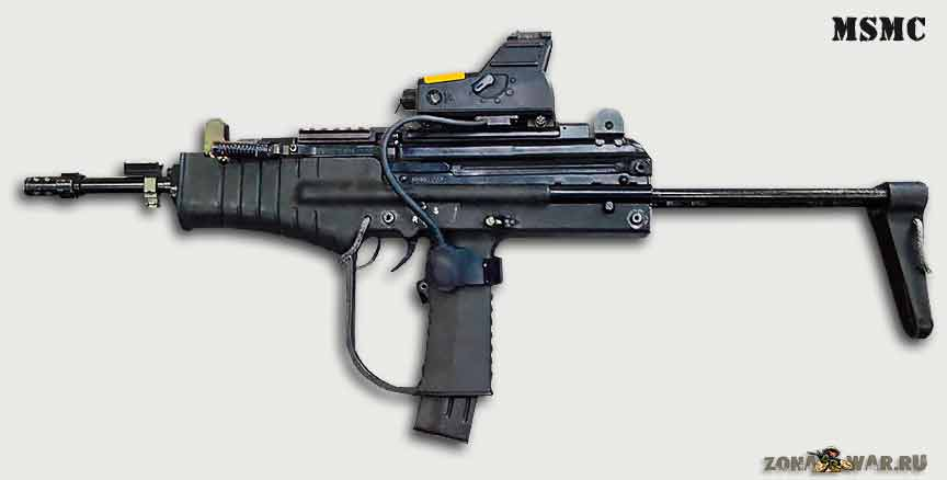 Пистолет-пулемет Modern Sub Machine Carbine