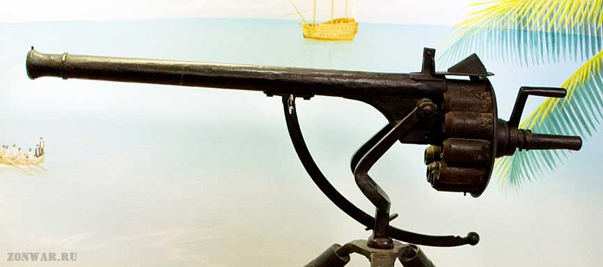 Орудие Puckle «Defence Gun»