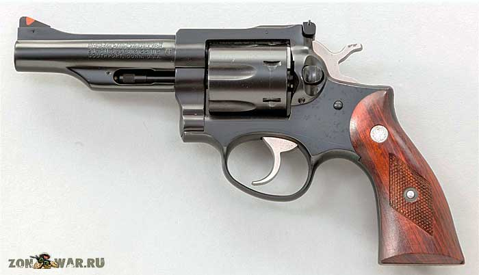 Револьвер Ruger Security Six