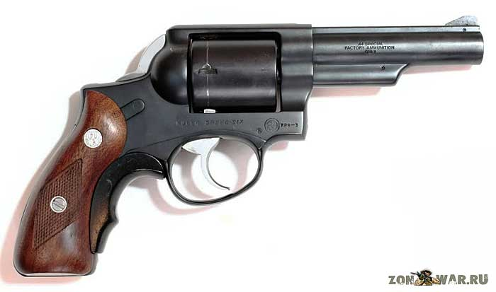 Револьвер Ruger Speed Six