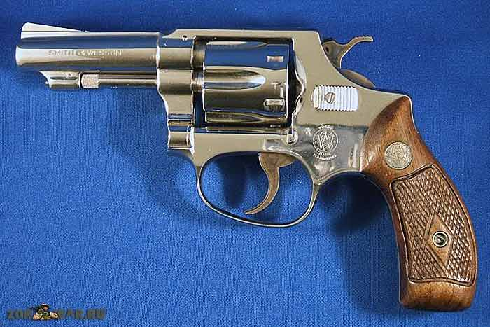 S&W .32 Regulation Police, Mod. 31