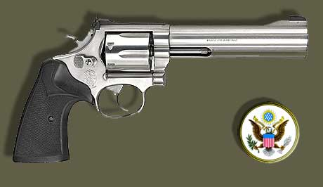 S&W .357 Magnum Hand Ejector