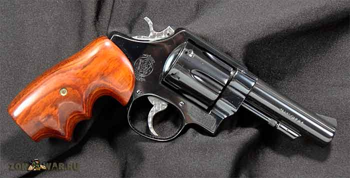 ��������� S&W .41 Military & Police Magnum, Mod. 58