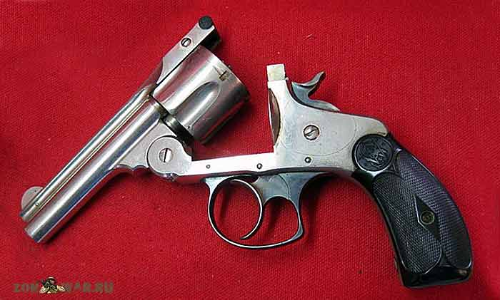 ��������� S&W .38 Double Action Mod.4