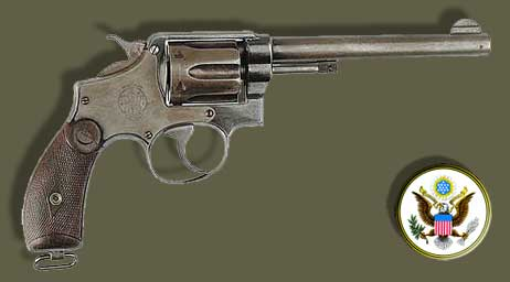 S&W.38 Hand Ejector, Military & Police. Mod.10