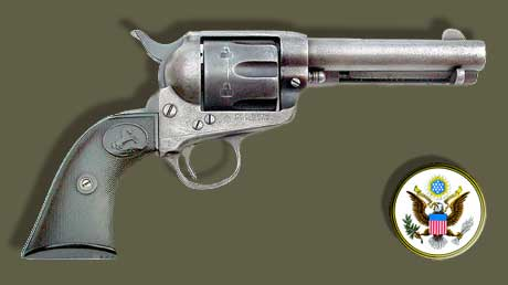 S&W .44 Single Action Frontier