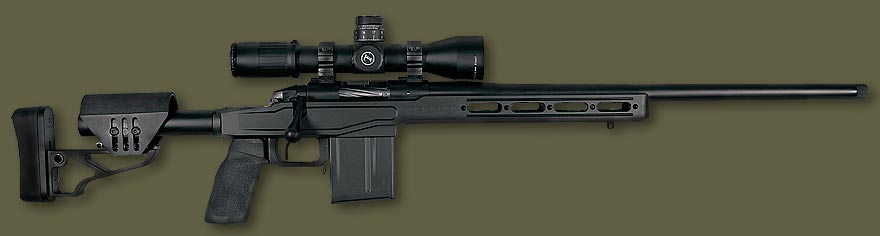 Снайперская винтовка Bergara BPR-17 Tactical