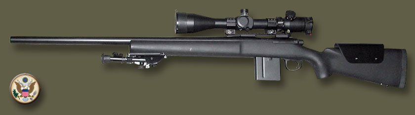 Винтовка Remington M24