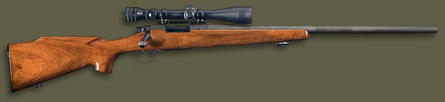 Винтовка Remington M40